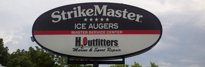 Contact H2Outfitters for your StrikeMaster Parts and Marine Repair